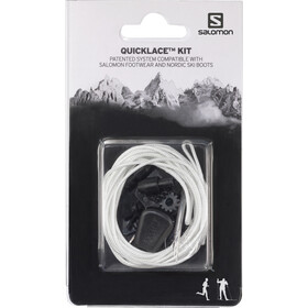 Salomon Quicklace Kit wit/zwart